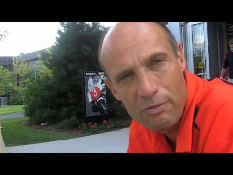 Pac-10 Media Day: Mike Riley Interview