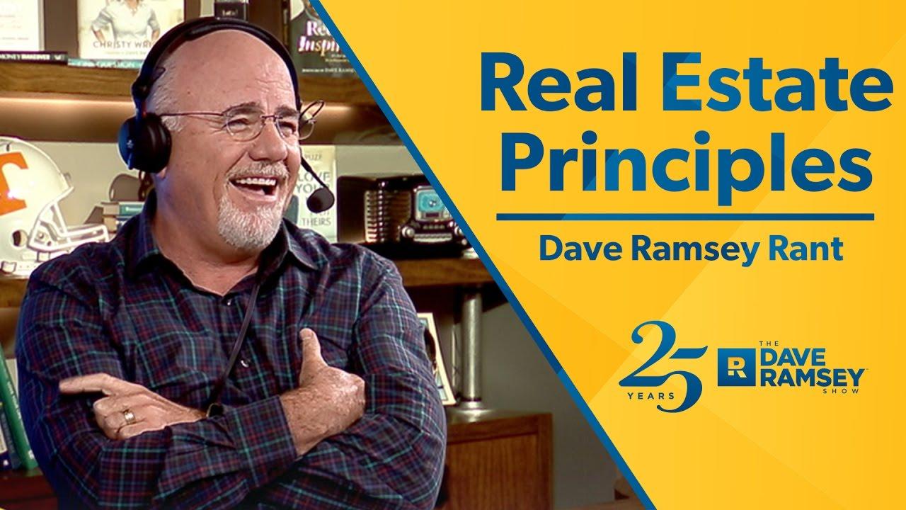 Ramsey: Dave Ramsey's Real Estate Principles