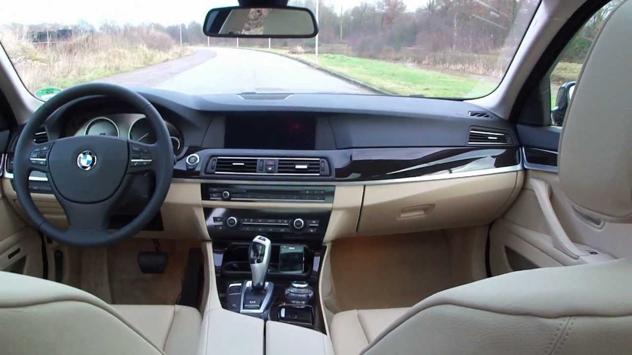 2012 Bmw 520d Touring Walkaround Youtube