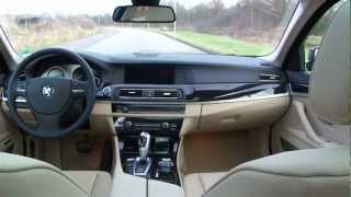2012 BMW 520d Touring Walkaround