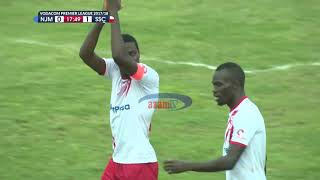 Mabao ya John Bocco: NJOMBE MJI vs SIMBA SC 3/4/2018