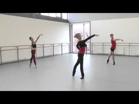 Scottish Ballet Health & Fitness Episode 2: Port de Bras