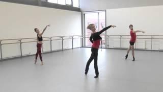 Scottish Ballet Health & Fitness Episode 2: Port de Bras