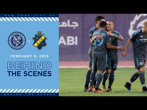 Birthday Goal & Debut for Alexandru Mitriță | BEHIND THE SCENES | NYCFC vs. AIK | 02.08.19