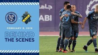 Birthday Goal & Debut for Alexandru Mitriță | BEHIND THE SCENES | NYCFC vs. AIK | 02.08.19