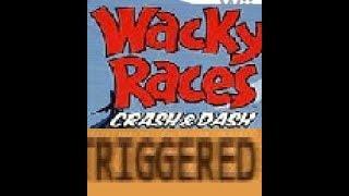 How Wacky Races Crash And Dash TRIGGERS you (Ft. Aqua The Yoshi) l Connor Halcrow