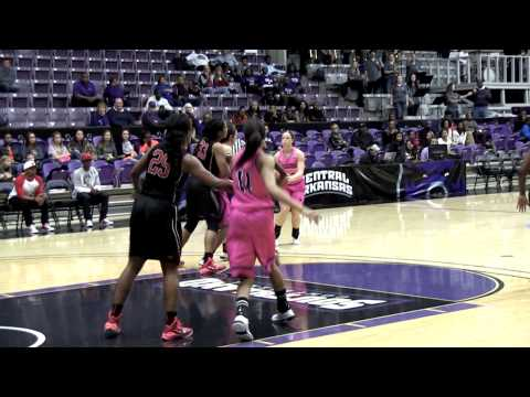 Women's Basketball: Maggie Proffitt and Brianna Mullins Highlights
