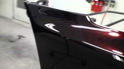 PPG's Black Toner with Red Pearl and 3000 clear