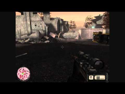 Sniper: Art of Victory Mission 6 Walkthrought  