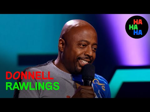 Donnell Rawlings - Two Types of People who Smoke Weed