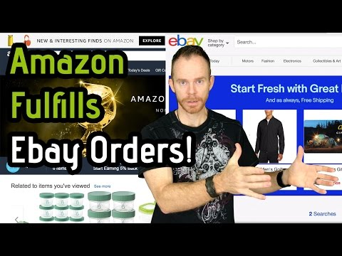 How to Get Amazon to Fulfill All Your Orders From Ebay, Shopify, Etsy, and Instagram