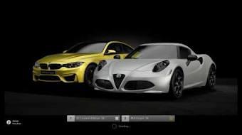 Gran Turismo Sport Split Screen PS4