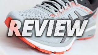 Asics GT-1000 7 REVIEW