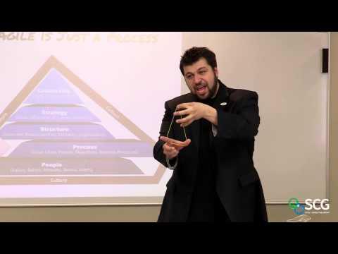 #7: Agile Teams Verses Organizational Agility