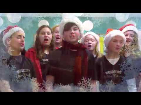 Happy Holidays from Woodbury School