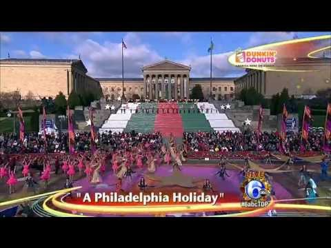 2013 Philly Thanksgiving Day Parade