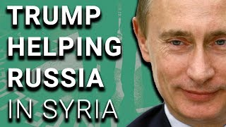 Russia Wanted It: Trump Ends CIA Program to Arm Anti-Assad Rebels