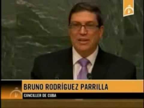 Cuba jamás negociará su sistema socialista: Bruno Rodríguez