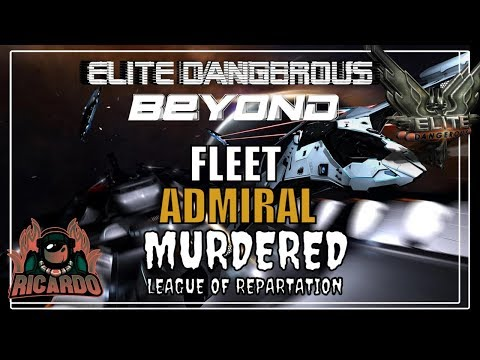 Elite: Dangerous Alliance Admiral Murdered VICTIMS OF INRA