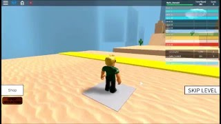 Optic_Vurse & Bossyg153: Laggy Speed Run 4 on Roblox