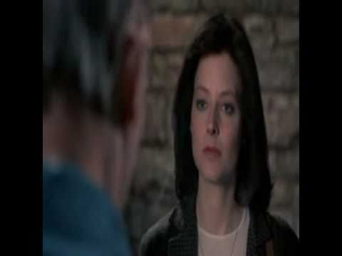 The silence of the lambs - Clarice meets Hannibal Lecter