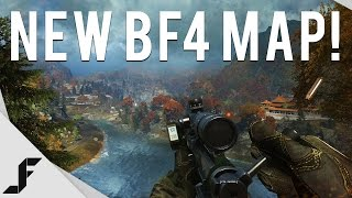 New BF4 Map - Dragon Valley!