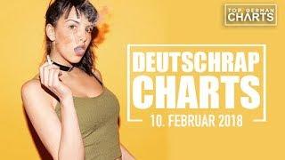 TOP 20 Deutschrap CHARTS   10. FEBRUAR 2018