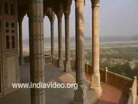 Jehangir's Chain of Justice in Agra Fort