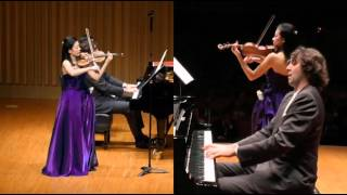 De Falla (arr. Kochanski): Suite of Spanish Folksongs - 5. Asturiana (Lisa Ueda, Daniele Rinaldo)