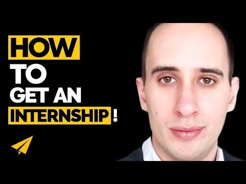 Internship Search - How do I find an internship?
