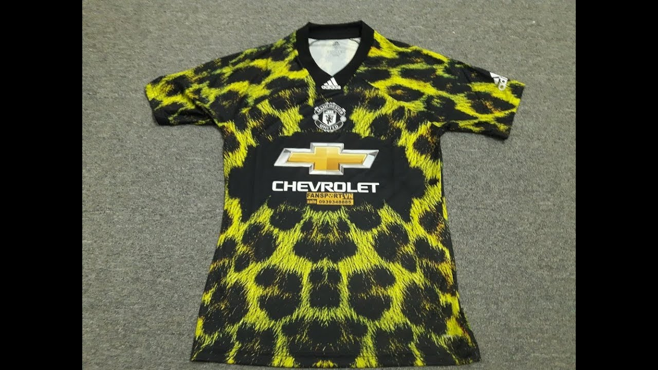 [Review] Manchester United EA Sport FIFA19 jersey limited edition – AoMUFC.com