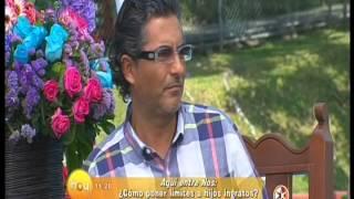 """Aquí entre nos """"¿Cómo poner límites a hijos ingratos?"""" con el Dr. César Lozano"""