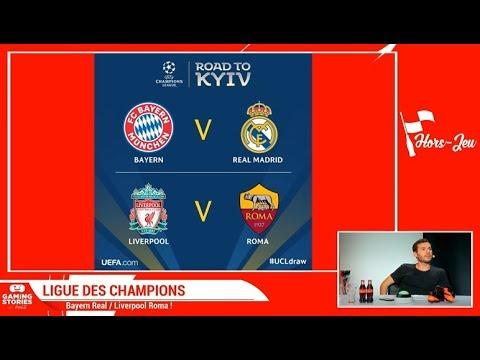 Liverpool-Roma et Bayern-Real : Les pronos de Bruce, Brak, ZaLdinho et Quento