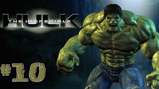 The Incredible Hulk - Walkthrough - Part 10 (PC) [HD]