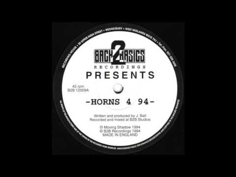 Back 2 Basics - Horns 4 94