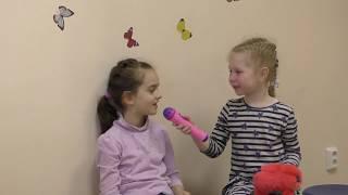 Уроки английского для детей от 3 лет. Игра в репортеров