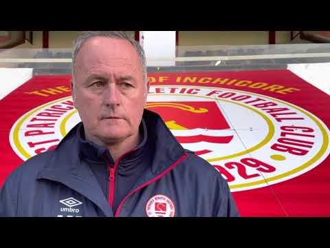 Interview | Manager Alan Mathews On Longford Win, Forrester Magic & Tomorrow's Trip To Sligo Rovers