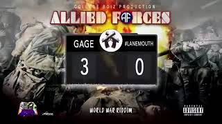 Gage - Allied Forces | Raw | Official Audio | October 2019 | Shane O & Alkaline Diss
