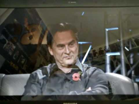 Trevor Eve Celebrity Interview & Lap -Top Gear