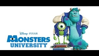 Monsters University - Disneycember