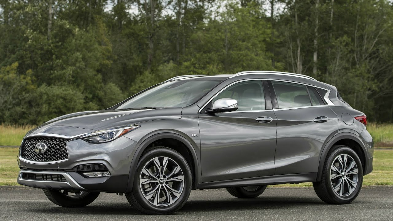 2017 Infiniti Qx30 Awd Interior Exterior And Drive