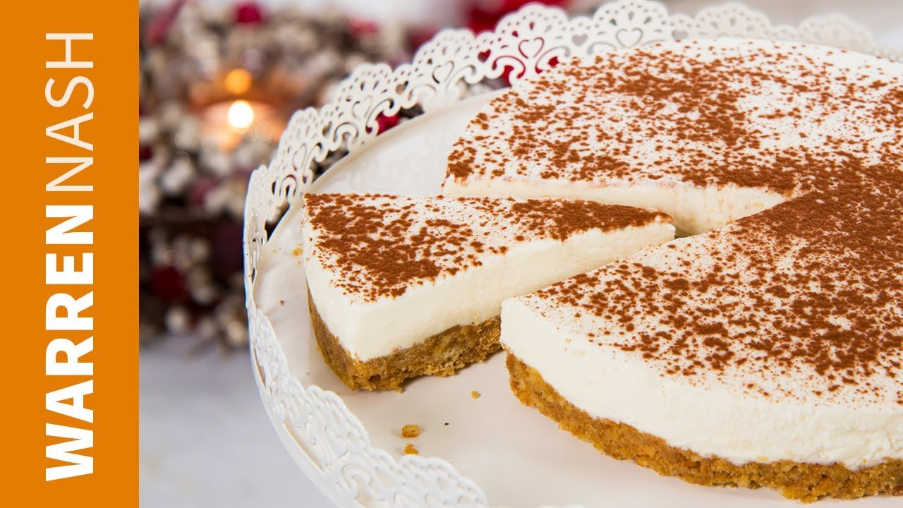 Triple Biscuit Baileys Cheesecake Recipe - No Bake Christmas ...