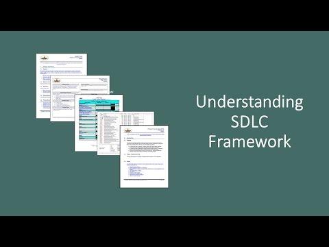 Undestanding the IT SDLC Framework