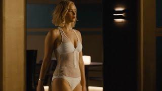 Passengers - Gravity Loss   official FIRST LOOK clip (2017) Jennifer Lawrence Chris Pratt