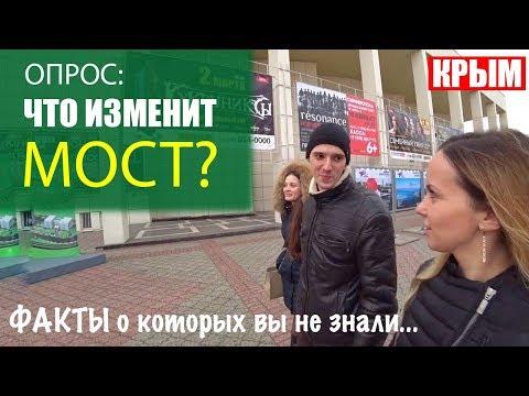 МОСТ в Крым: опрос крымчан и факты. Предыдущие попытки строительства. Крымский мост 2018 thumbnail