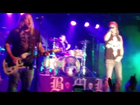 Bret Michaels at Streeters in Traverse City, Michigan