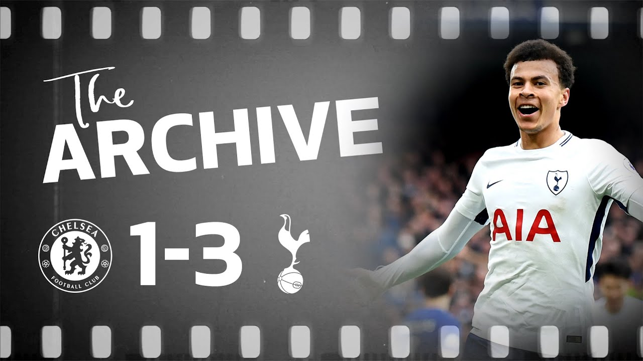 Download THE ARCHIVE | CHELSEA 1-3 SPURS