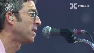 Noel Gallagher - All You Need Is Love (The Beatles) Live at Rock Werchter 2018
