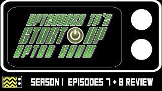 Start Up Season 1 Episodes 7 & 8 Review Otmara Marrero | AfterBuzz TV