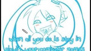 Alfie - Hatsune Miku Vocaloid ( Lily Allen)[初音ミク]